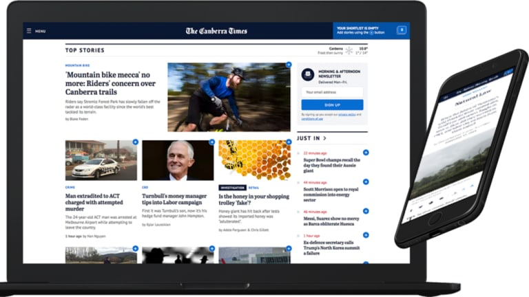 Join The Canberra Times Insider panel.