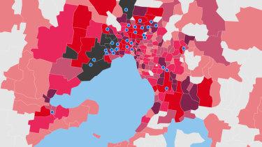 clusters index