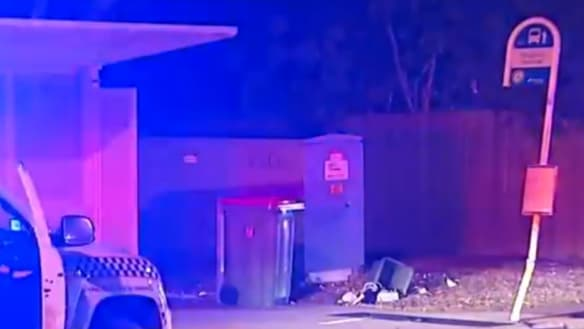 Two dead after motorbike goes through fence, hits pole on Gold Coast
