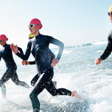Midlifers are now more likely to run a triathlon than run away from their marriage.