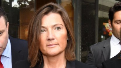 Accused fraudster Helen Rosamond charged with another $19 million in offences linked to NAB fraud