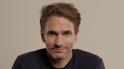 'I'm so sucked in': Todd Sampson can't enough of TV vampires