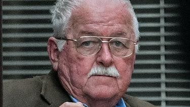 Accused Family Court bomber Leonard Warwick.