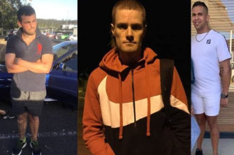 Men police would like to speak with regarding the shooting death of the 36-year-old man in Gailes, Ipswich.