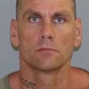 Wanted man Lee Matthew Hillier.