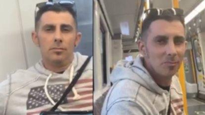 Man wanted over Brisbane train masturbation identified as Italian tourist
