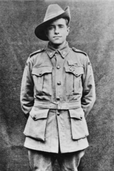 "Private Henry ""Harry"" Dalziel."