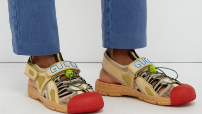 Is the ugly shoe trend making us dress better?