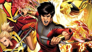 Comic book character Shang-Chi is set to be the first Asian superhero in the Marvel universe with Shang-Chi and the Legend of the Ten Rings being shot in Sydney.