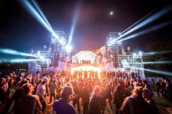 Earthcore festival in 2016.