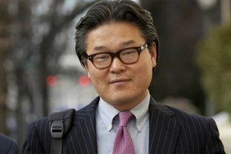 In theory, Bill Hwang might have found himself permanently blacklisted by investment banks everywhere.