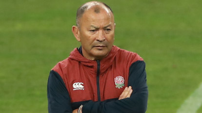 Worlds collide for emotional Eddie Jones at Rugby World Cup