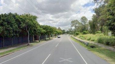 A fight broke out in Runcorn, Brisbane's south.