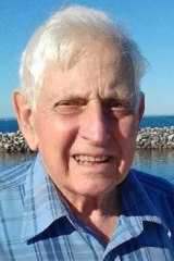 Maxwell Morrison, 81, was found dead on Friday.
