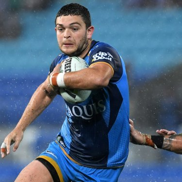Titans halfback Ash Taylor earned a big contract extension.