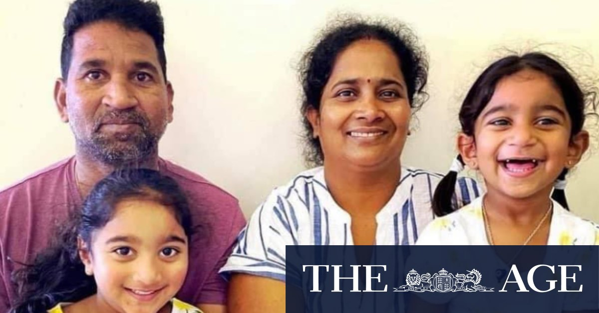 Tamil family given 12-month visas but no reunion in Biloela