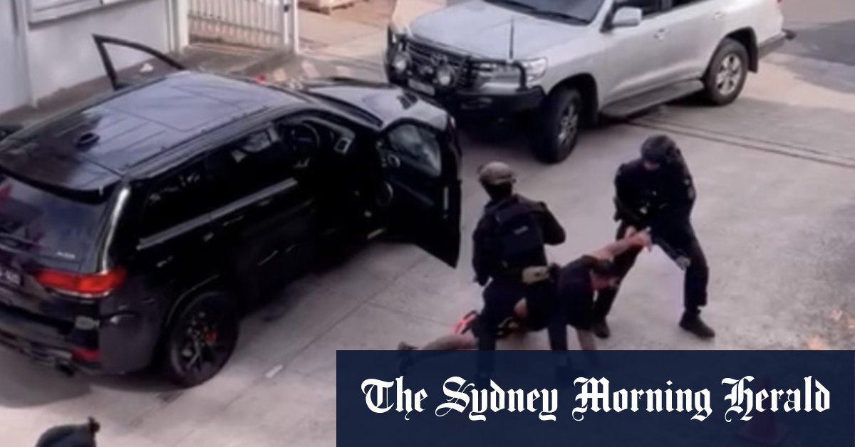 Eleven arrested following alleged bikie kidnapping in Sydney's south-west – The Sydney Morning Herald