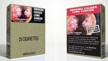 Australia was the first country to introduce plain packaging rules.
