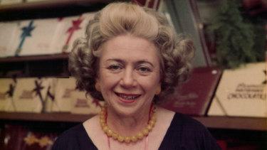 Rose Adler.