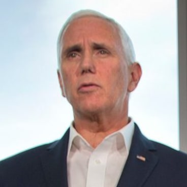 US Vice President Mike Pence has said he avoids dining alone with any woman other than his wife.