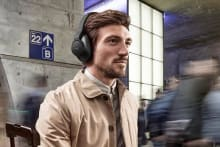 The battery life of the N700NCM2 headphones will take you far.