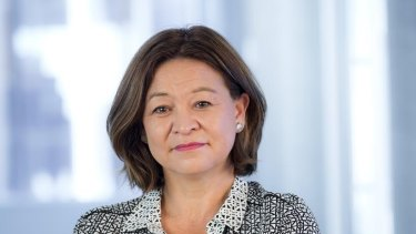 Former ABC managing director Michelle Guthrie pocketed an $800,000 termination payment.