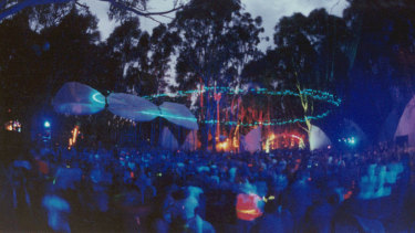 Up to 32 acts did not turn up to the Earthcore festival in 2008.