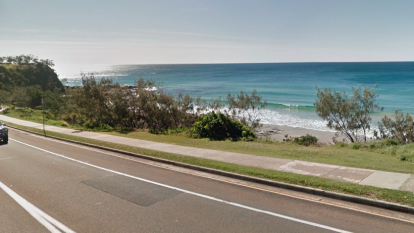 Mother drowns in holiday swim with daughter at Sunshine Coast beach