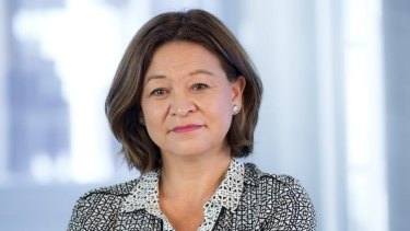 Former ABC managing director Michelle Guthrie has reached a confidential settlement with the ABC.