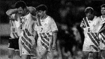 From the Archives, 1993: The night Maradona ended Socceroos' Cup dream