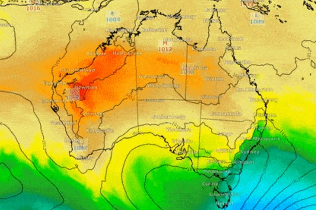 'Intense' heatwave to hit NSW on Australia Day, triggering health warnings