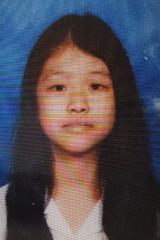 Missing: 15-year-old Alison Panyanouvong.