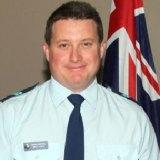 Senior Constable Brett Forte, who was shot dead on May 29, 2017.