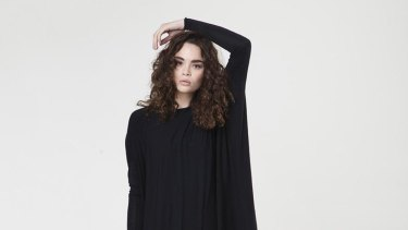 Subtle style from The Frock NYC.
