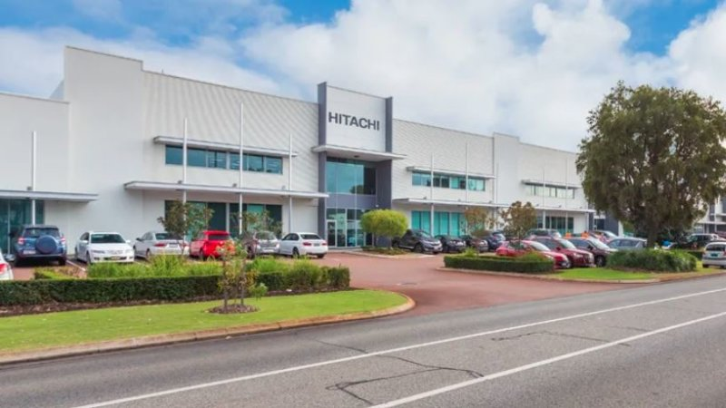 Race car driver sells Perth offices for $18m - The Australian Financial Review