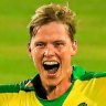 Ellis hat-trick soured by fifth T20 series defeat in a row