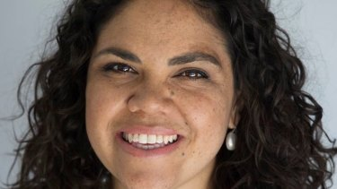 Jacinta Price is a Warlpiri/Celtic woman who grew up in Alice Springs.