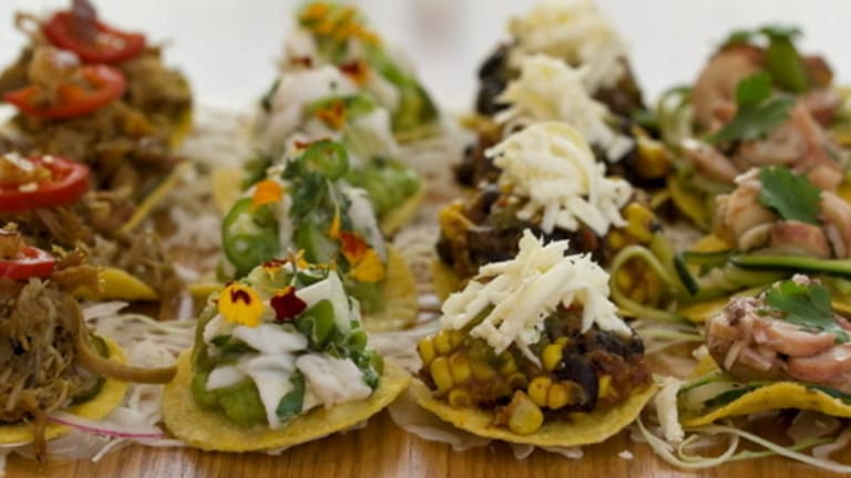 Try 100 tacos for $100 at Shorty's Bar.
