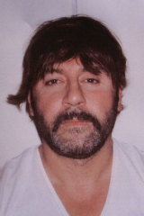 Tony Mokbel was arrested in Greece in 2007 wearing a famously ill-fitting hairpiece.