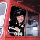 Reg Varney, the star of On the Buses, did four tours of Australia in the 1970s.
