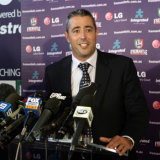 Fremantle CEO Steve Rosich spoke positively about the club's off-field position on Sunday.
