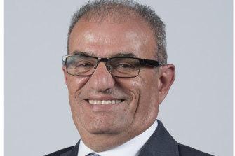 Strathfield mayor AntoineDoueihi.