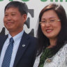 Gladys Liu linked to donor at centre of cash drop probe