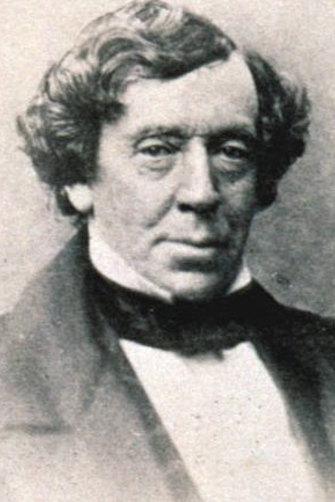 George Augustus Robinson.