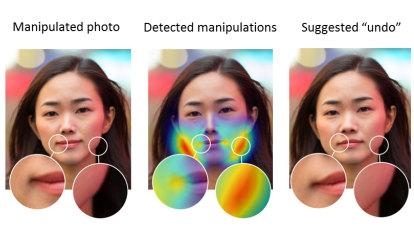 Adobe's push to detect false images, digital beautification