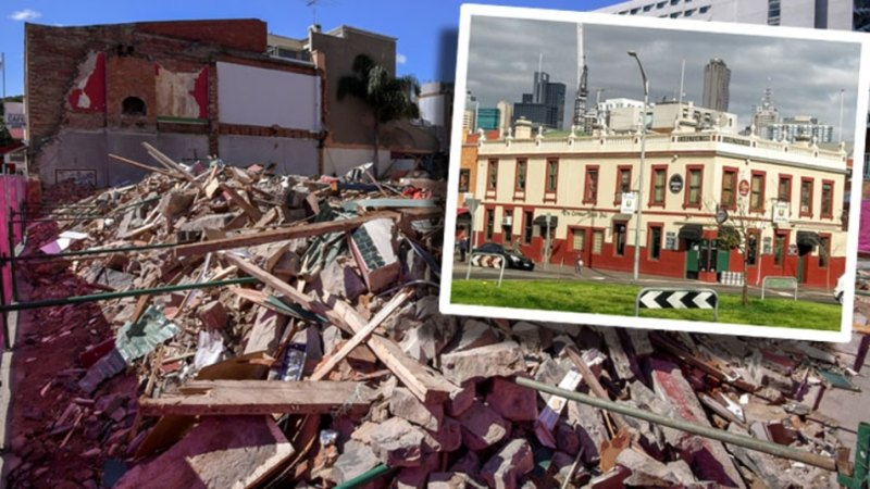 Cowboy developers who razed historic Corkman pub fined $1.325 million