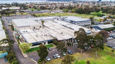 Leaf Corporation has leased an 11,000 sq m property to autism support group, Gateways Support Services.
