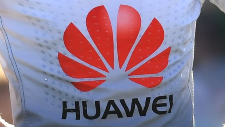 Huawei will consider extending their Raiders sponsorship next year.