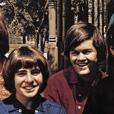 The Monkees during their teen idol years.