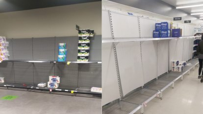 'Higher than usual demand' for toilet paper in NSW supermarkets